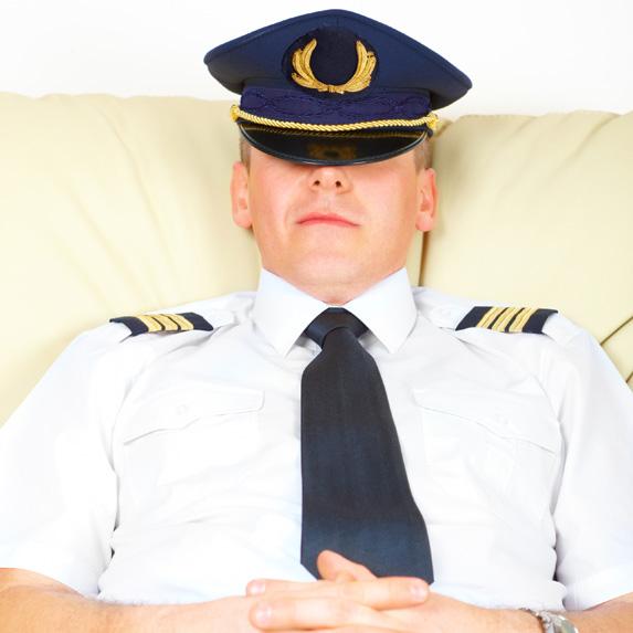 about pilot job: pilots sleep