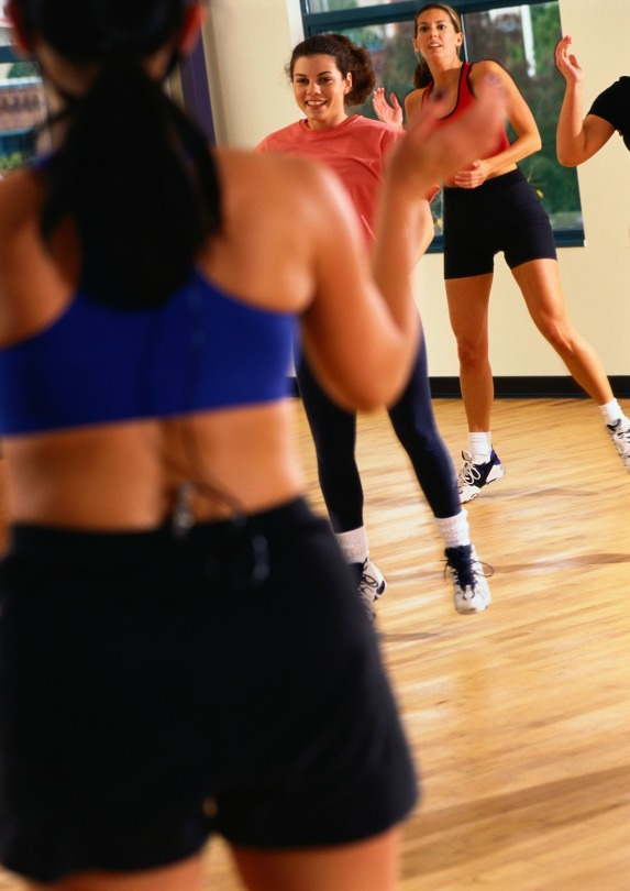Fusion-style group fitness