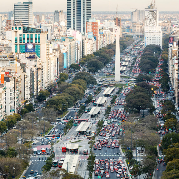 Buenos Aires commute
