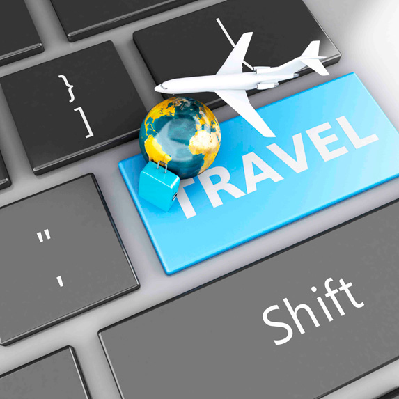 Buy flights from the airline website