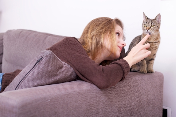 10. Their Purring Lowers Our Stress
