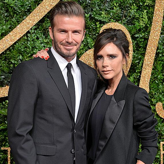 David and Victoria Beckham relationship