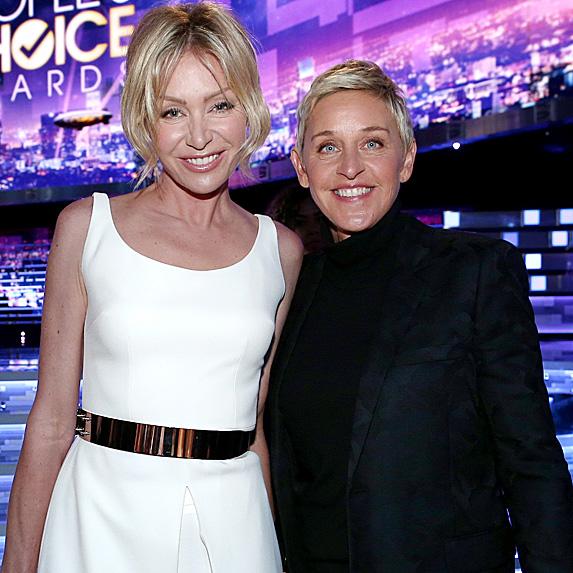 Ellen DeGeneres and Portia de Rossi relationship