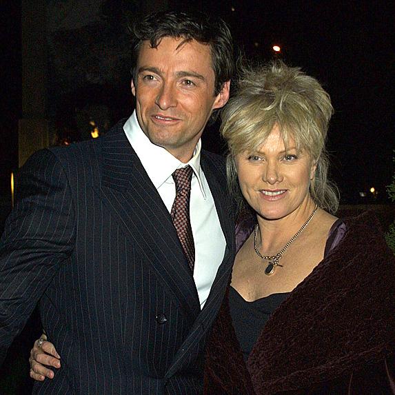 Hugh Jackman and Deborra-Lee Furness married