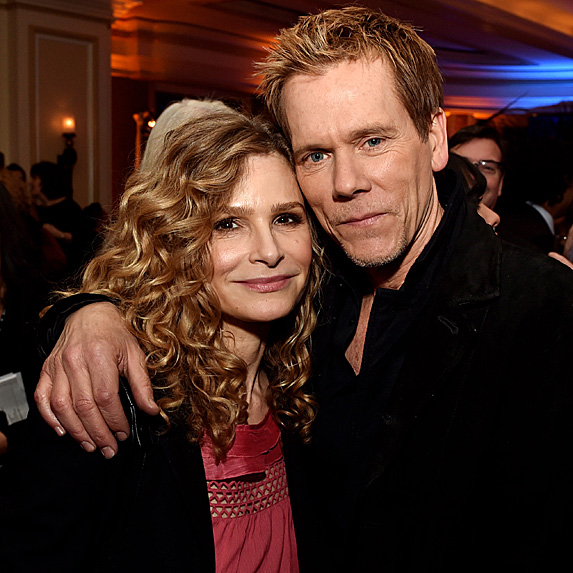 Kyra Sedgwick and Kevin Bacon relationship