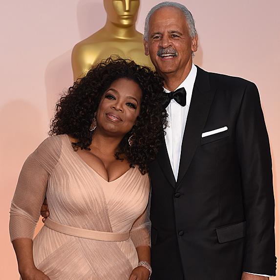 Oprah Winfrey and Stedman Graham relationship