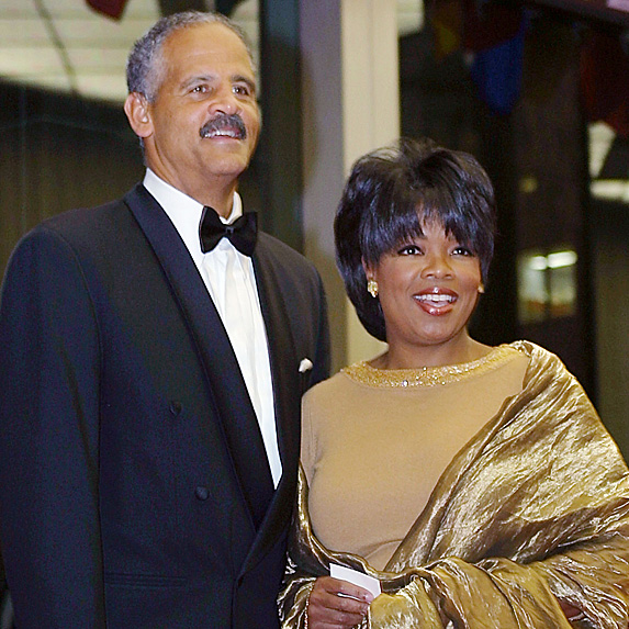 Oprah Winfrey and Stedman Graham younger photo