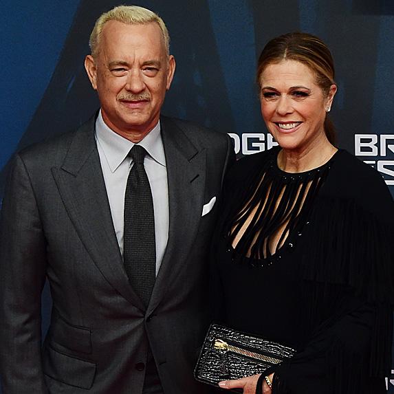 Tom Hanks and Rita Wilson relationship
