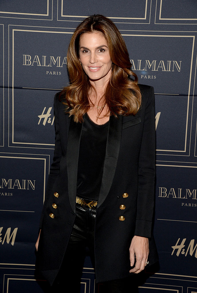 Cindy Crawford's Meaningful Beauty