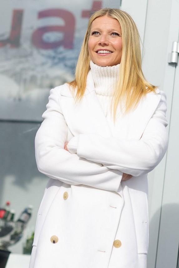 Gwyneth Paltrow for Juice Beauty