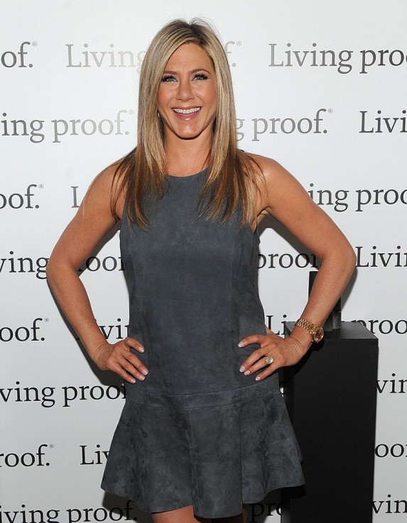 Jennifer Aniston's Living Proof