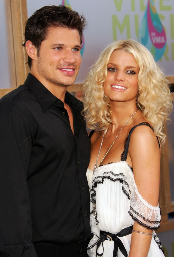 18. Jessica Simpson and Nick Lachey