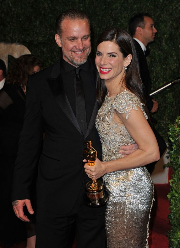 15. Sandra Bullock and Jesse James