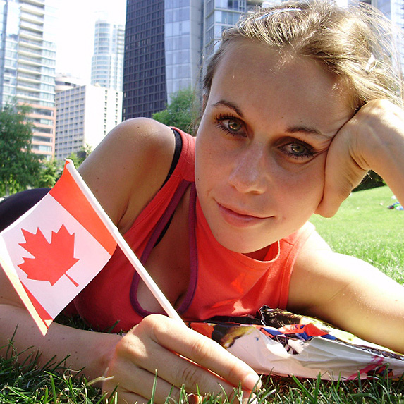 Canadian patriotism