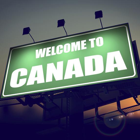 Canada's open door policy