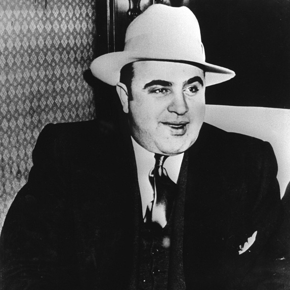 Al Capone tax cheat