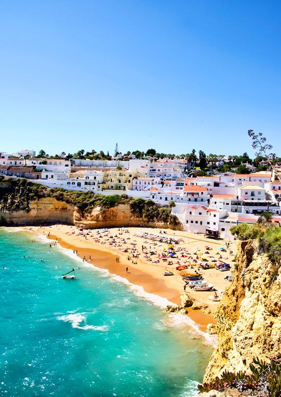 retire in the algarve, portugal