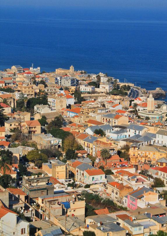 retire in Algiers Algeria