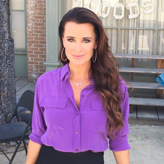 Before: Kyle Richards