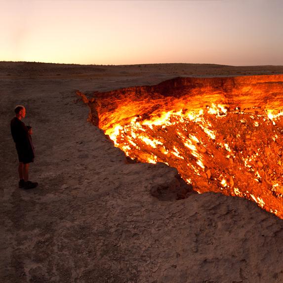 retire in Turkmenistan