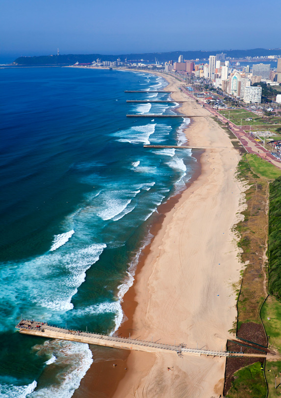 retire in Durban, South Africa