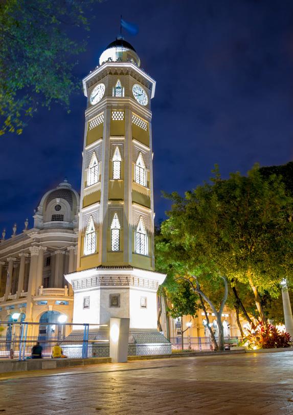 retire in Guayaquil, Ecuador