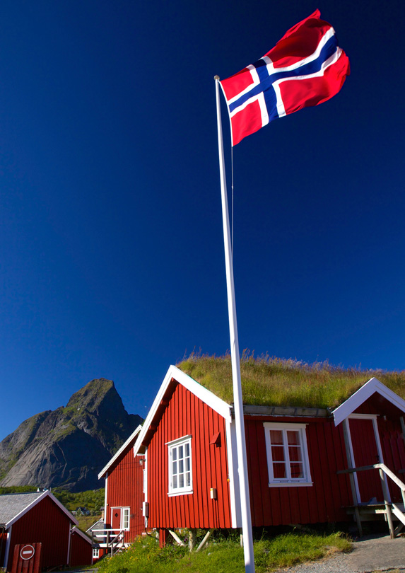 wages in Norway