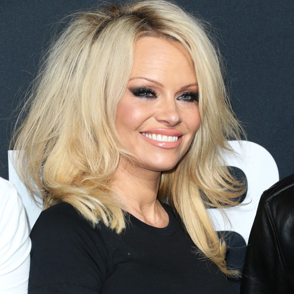 Pamela Anderson tax problems