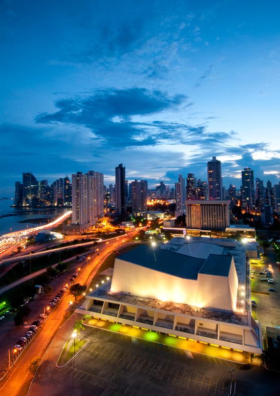 retire in panama City, Panama