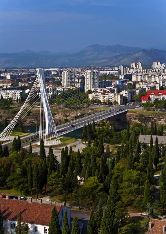 retire in Podgorica Montenegro