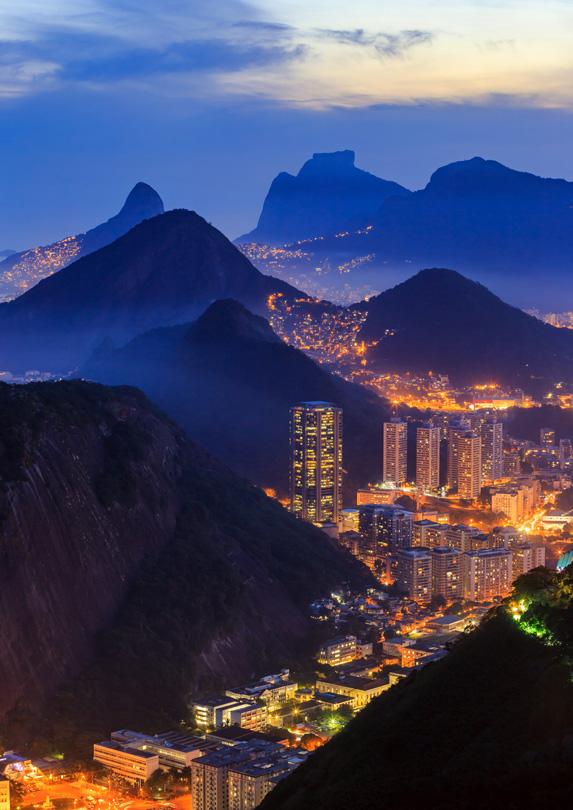 retire in Rio de Janeiro, Brazil