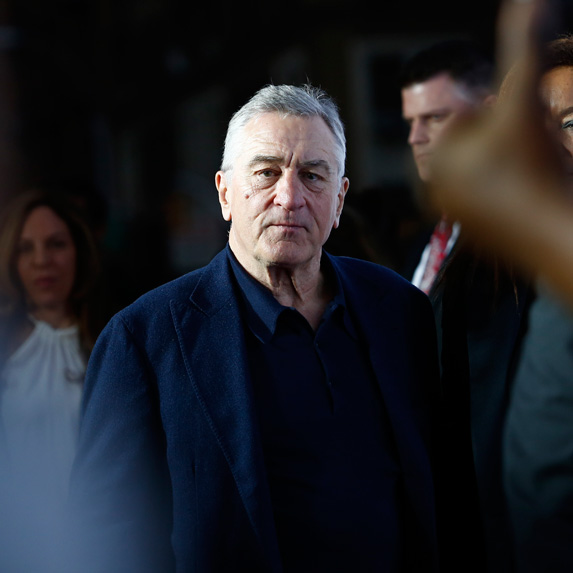 Robert De Niro tax trouble