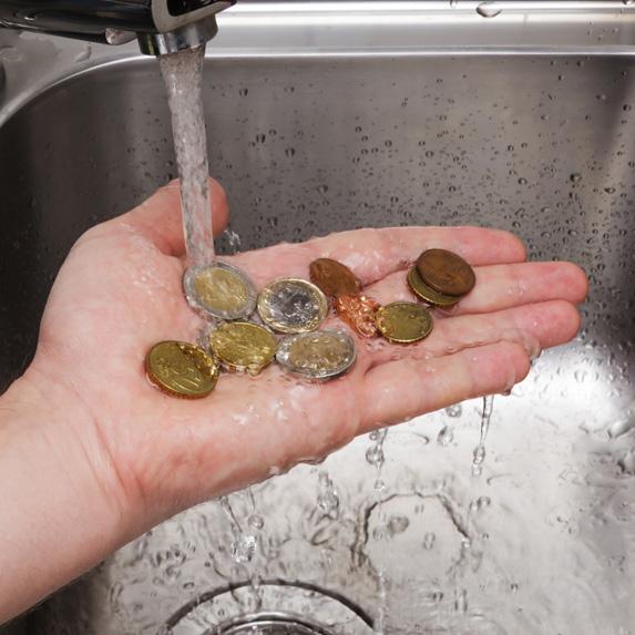 3. Coin Washer