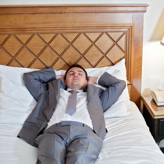 12. Human Bed Warmer