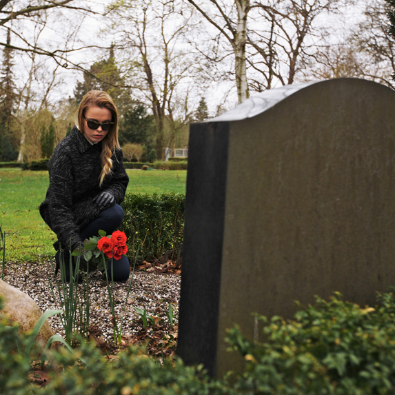 9. Professional Grave Visitor