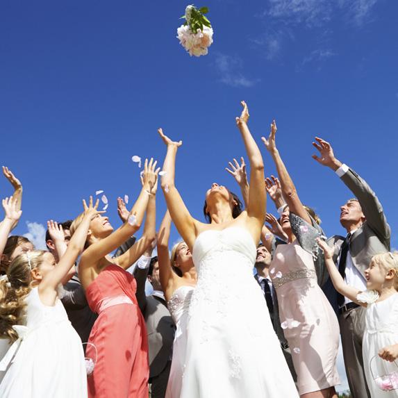 10. Professional Wedding Guest