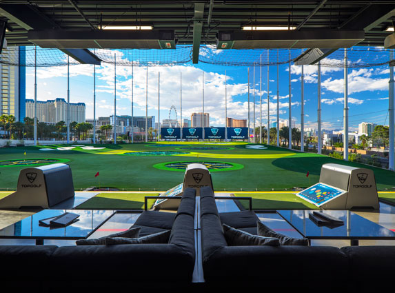 12. Take a Swing at Topgolf