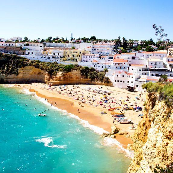 Beaches in Portugal