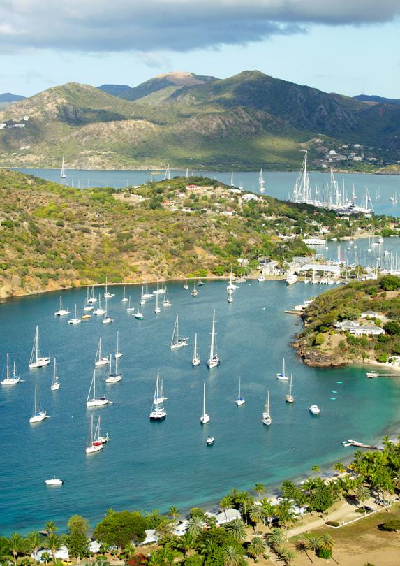 14. Antigua and Barbuda