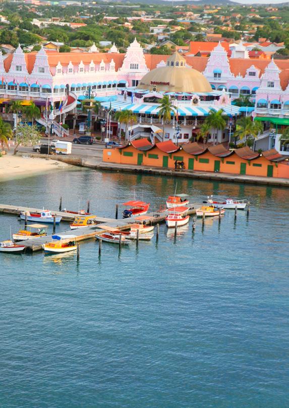 7. Aruba