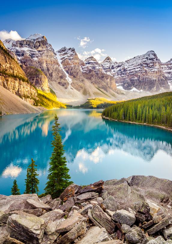 19. Banff, Alberta