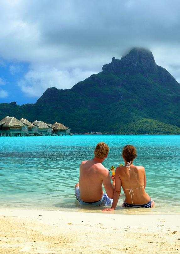 1. Bora Bora, French Polynesia
