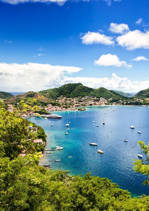 20. Guadeloupe