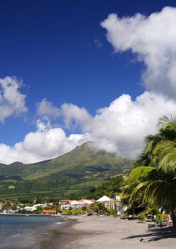 13. Martinique