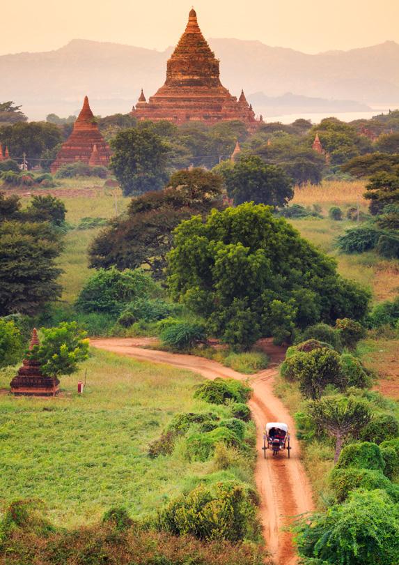 8. Myanmar (Burma)