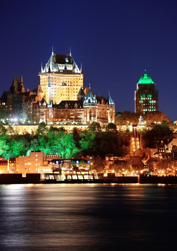 10. Quebec City