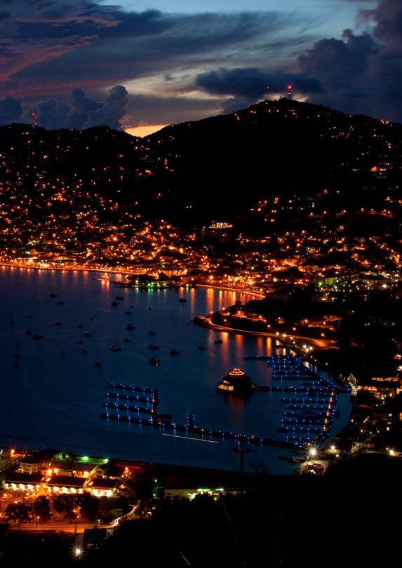 9. US Virgin Islands