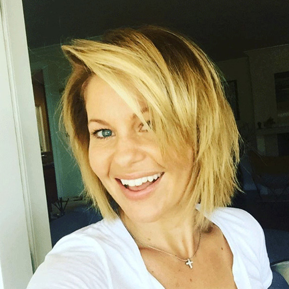 After: Candace Cameron Bure