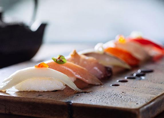6. Dinner: Kyo Bar Japonais