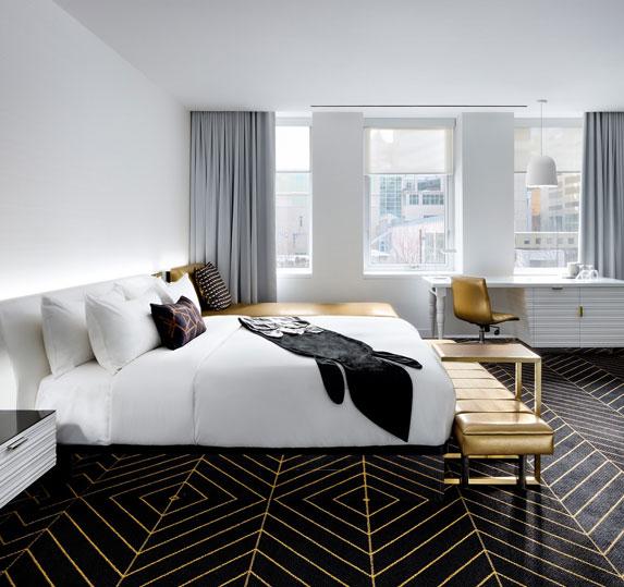 10. Sleep: W Hotel